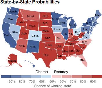 20120610_大統領選 オバマ ロムニ支持率 全米マップ.png